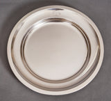 Adolf Hitler Round Serving Tray