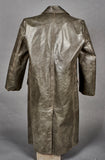 WWII German Luftwaffe Officer Leather Coat