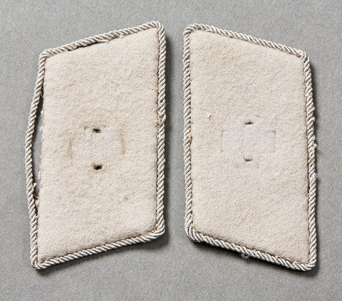 German Red Cross Collar Tab Set