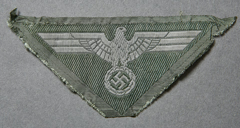 WWII German Late War Army Breast Eagle