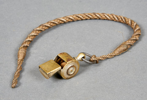 Third Reich era Whistle