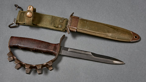 WWII US Custom Fighting Knife