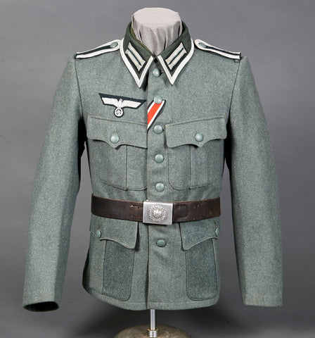 German Army Model 36 Tunic for NCO