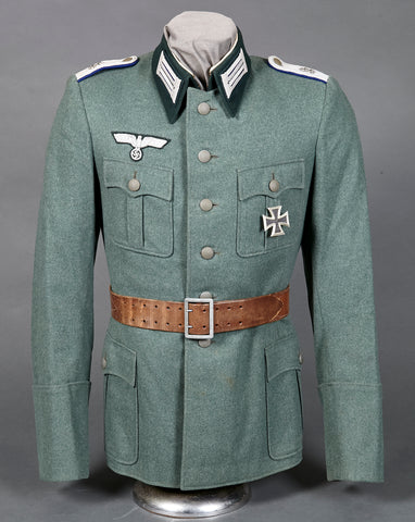 German Army 2nd Lieutenant Model 36 Tunic for Medical Officer