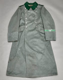 German NAZI Customs Officials Great Coat