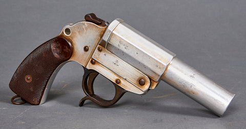 Early WWII German Flare Pistol