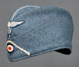 WWII German Railway Security Side Cap
