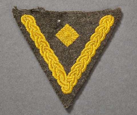WWII German Coastal Artillery Chevron
