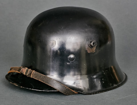 WWI German Model 1918 Type Helmet
