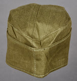 German WWII Panzer Afrikakorps Side Cap