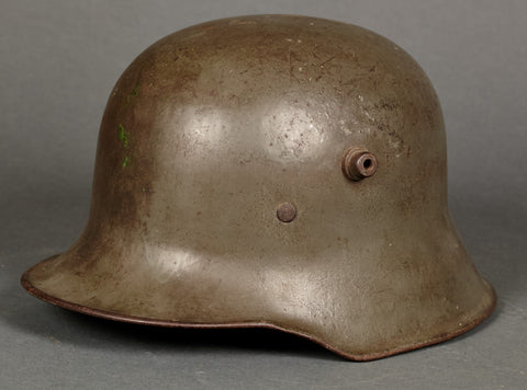 Clean, Named 1918 German WWI Helmet