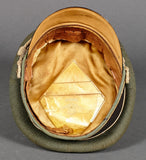 Named and Researched Waffen SS Officer Visor Cap by eReL