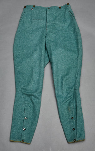WWII German Police Breeches