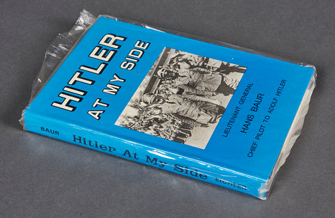 Hitler At My Side, New Wrapped Copy