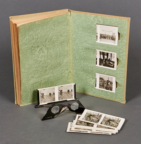 Special 3-D German WWII Pictorial Book