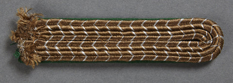 WWII German Schützenstandarte Single Shoulder Board