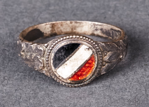 German Imperial WWI Patriotic Ring