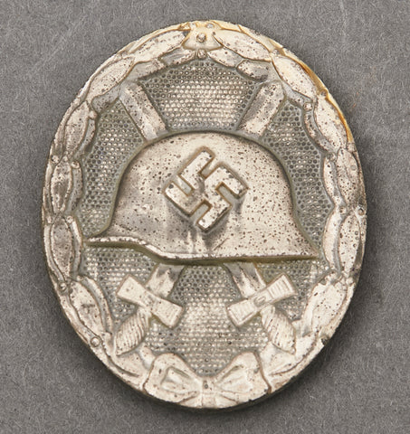 WWII German Silver Wound Badge