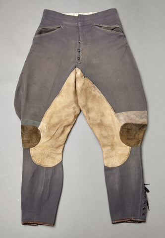 WWII German Luftwaffe Officer Breeches of Oberleutnant Wienk