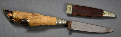 WWII German Hunting Knife by Anton Wingen