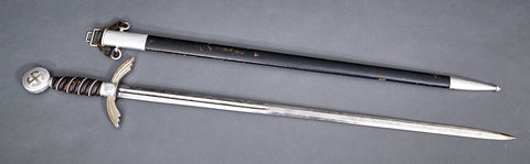 WWII German Luftwaffe Officer's Sword by SMF
