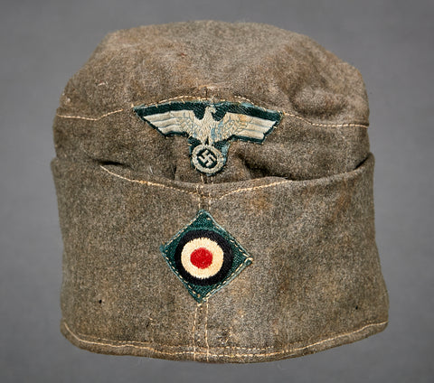 WWII German Army Other Ranks Side Cap