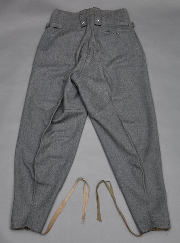 Wehrmacht Model 1943 Wool Trousers