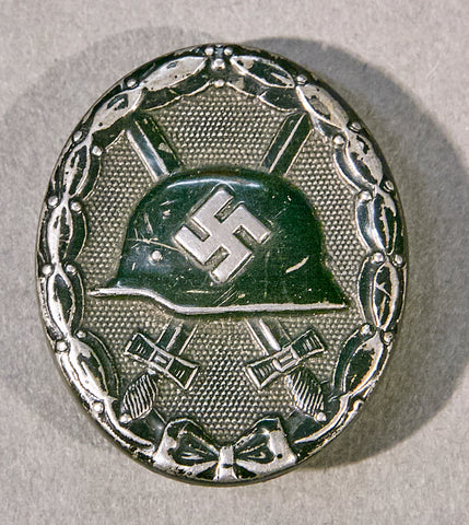 WWII German Black Wound Badge