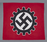 WWII German DAF Factory Flag
