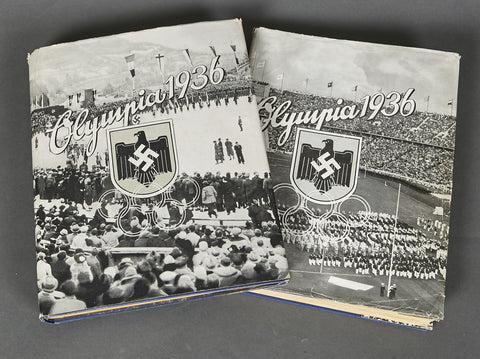 "Two Volume Set ""Olympia 1936"""