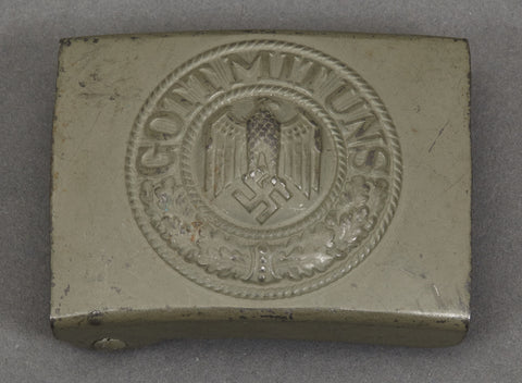 WWII German Army Belt Buckle