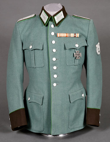 Schutzpolizei Officer Tunic