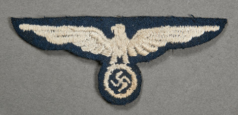 WWII German Railway Sleeve Eagle