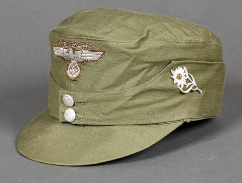 WWII German NSKK Field Cap