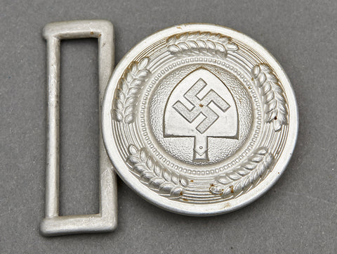WWII German RAD Officer Buckle