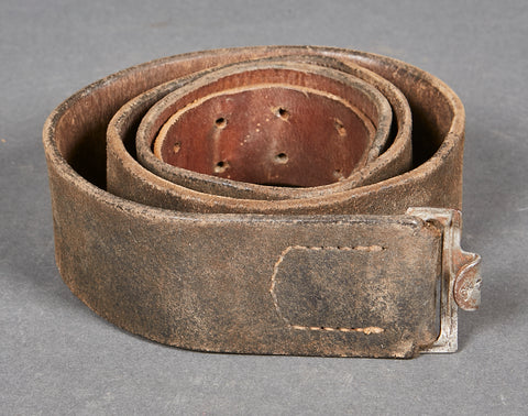 German WWII Military Belt