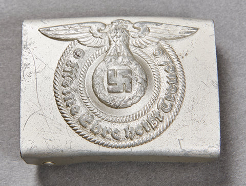 German NAZI SS Belt Buckle