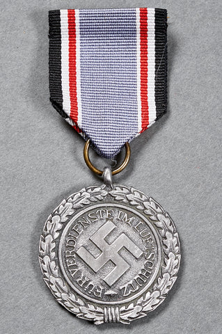 Third Reich Luftschutz 2nd Class Honor Award