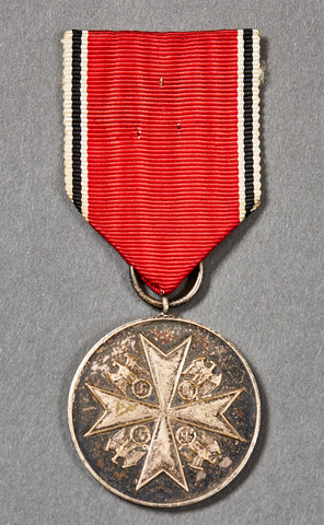 Order of the German Eagle Silver Merit Medal