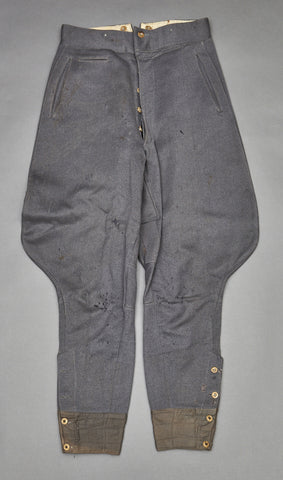 WWII German Luftwaffe Officer Breeches