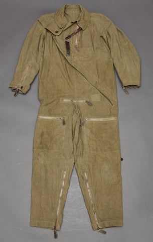 WWII German Luftwaffe 1st Pattern Summer Flight Suit