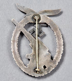 WWII German Luftwaffe Flak Badge
