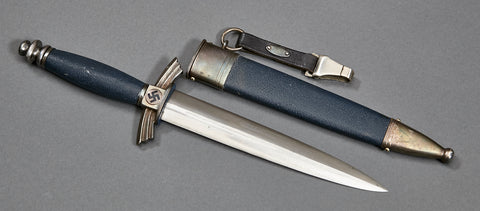 WWII German DLV Dagger by Paul Weyersberg