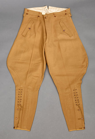 WWII German Unissued Political Leader Breeches