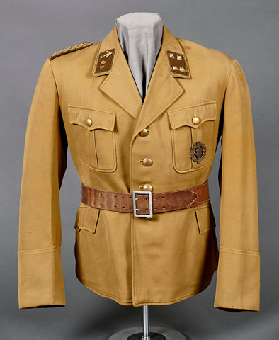 WWII German SA Tunic for High Ranking Calvary Officer