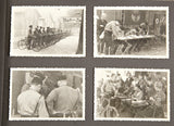 Scarce NSKK Bicycle Unit Photo Album