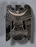 German Post WWI Silesian Eagle First Class