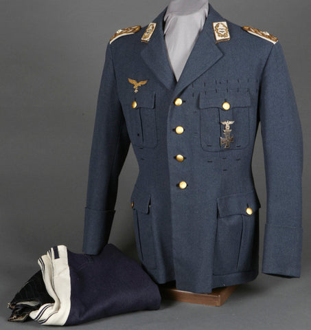 Luftwaffe General Ludwig Keiper Uniform and Breeches