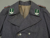 Luftwaffe Administrative Official's Great Coat