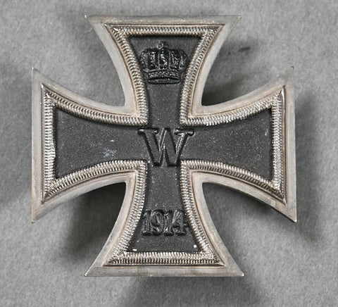 German WWII Iron Cross First Class Variant
